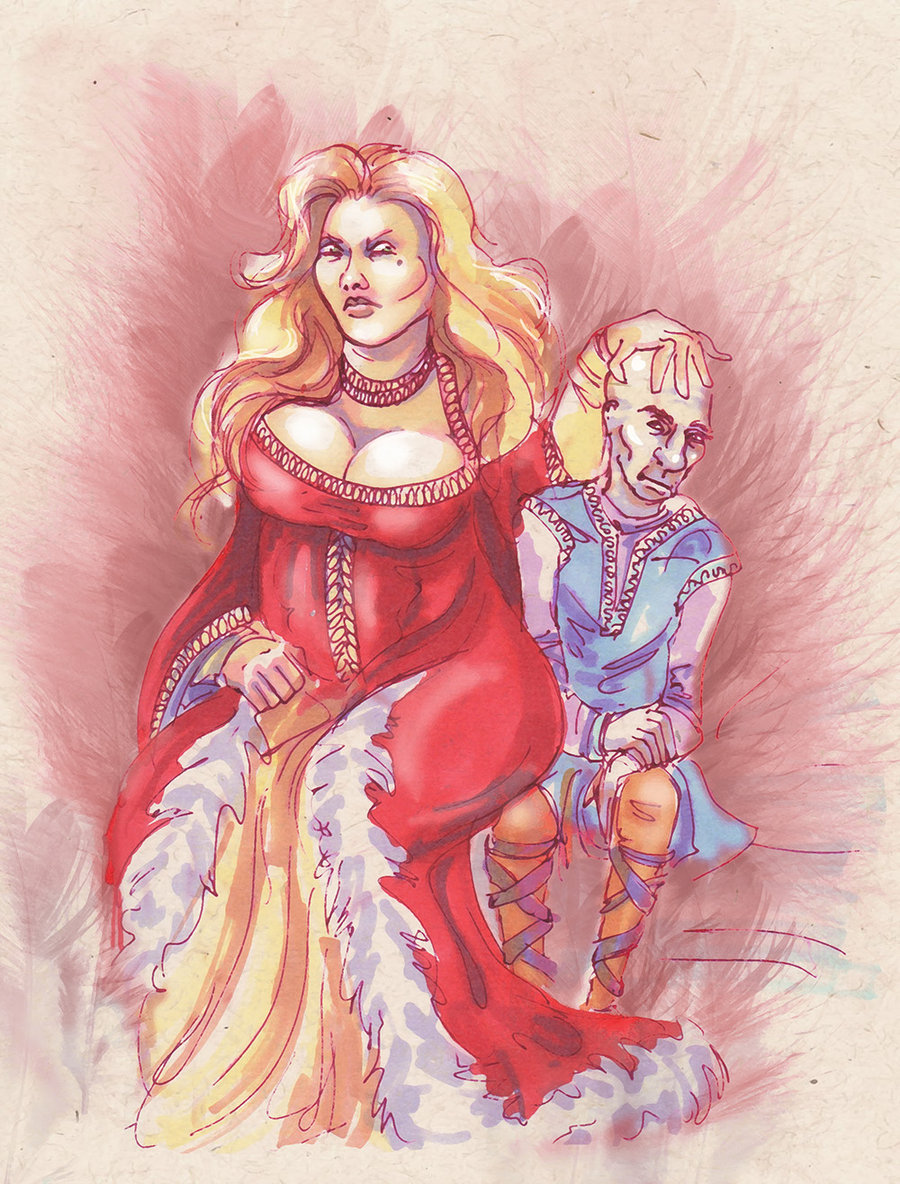 Genna Lannister - A Wiki of Ice and Fire
