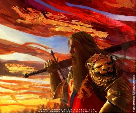 Daven Lannister - A Wi...