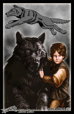 Rickon Stark A Wiki Of Ice And Fire