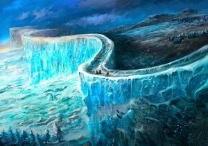 The Wall By Sabin Boykinov C Fantasy Flight Games