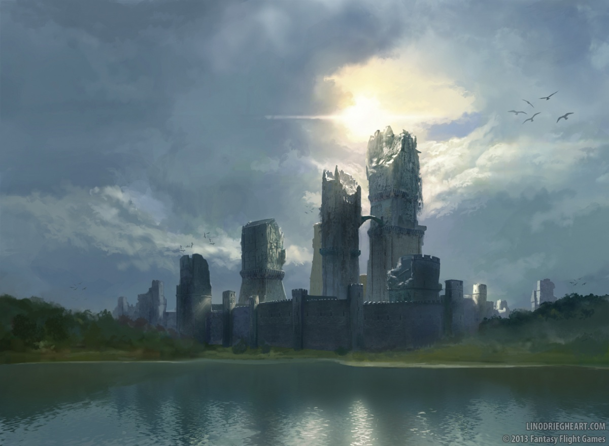 Harrenhal - A Wiki of Ice and Fire