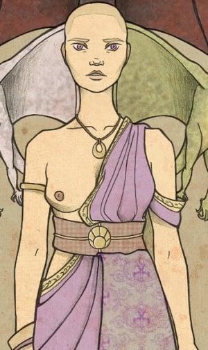 khaleesi boobs