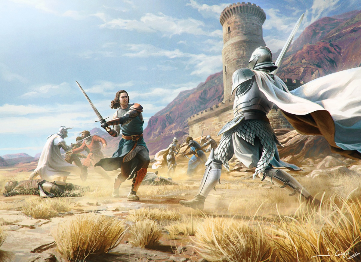 Combat at the tower of joy - A Wiki of Ice and Fire