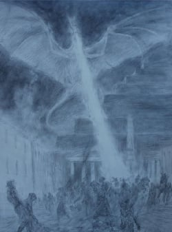 Viserion A Wiki Of Ice And Fire