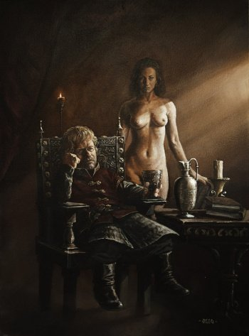 queen of thorns game of thrones wiki