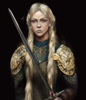 Visenya Targaryen - A Wiki of Ice and Fire