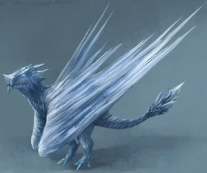 Ice dragon - A Wiki of Ice and Fire
