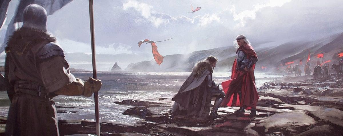 Resultado de imagen de aegon the conqueror