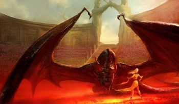 Drogon - A Wiki of Ice and Fire